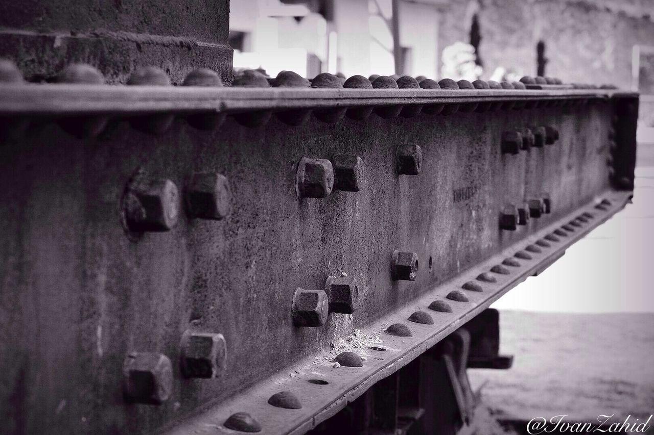 Build To Last Rust Oldtimes Old Steel