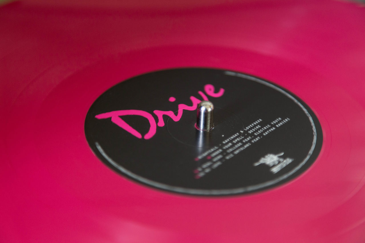 Playing one of my favourite vinyl records... Close-up Drive Drive Movie Electro Indoors  MOVIE Movies Music No People Pink Record Pink Vinyl Pop Culture Record Record Player Record Player Needle Record Store Records Recordstoreday Soundtrack Turntable Turntables Vinyl Vinyl Record Vinyl Records Vinylsoundsbetter