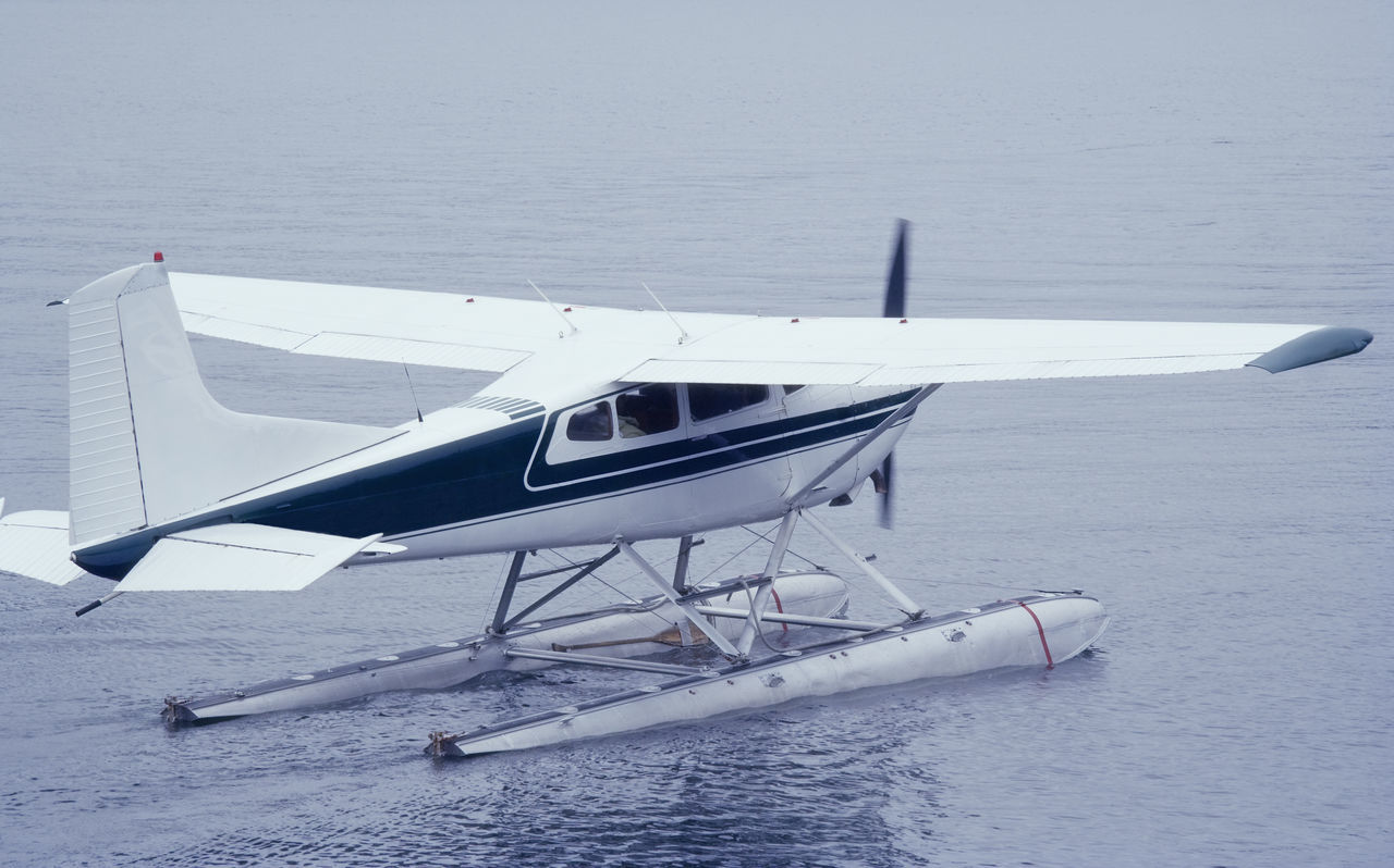 Seaplane ready for Take Off - Tofino, Vancouver Island, British Colum Air Vehicle Aircraft Airplane Canada Cessna Cessna180 Exploring Floating On Water Floatplane Hydroplane Mode Of Transport Outdoors Pacific Ocean Plane Private Airplane Sea Seaplane Side View Tourism Transportation Travel Unrecognizable Person Water Water Plane Waterplane