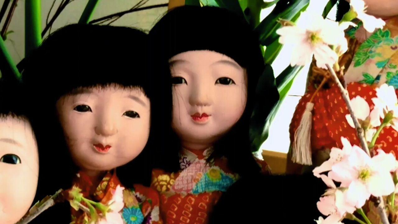 市松人形 日本人形