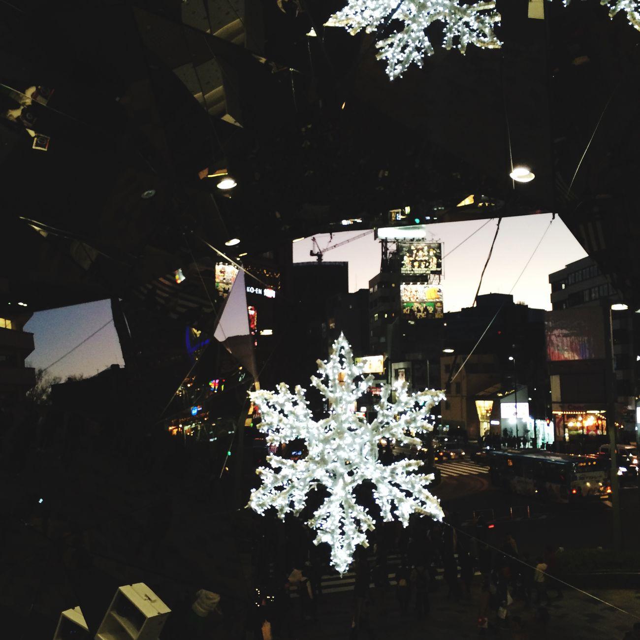 Hello World , Tokyo,Japan , Harajuku , Winter ❄️❄️❄️