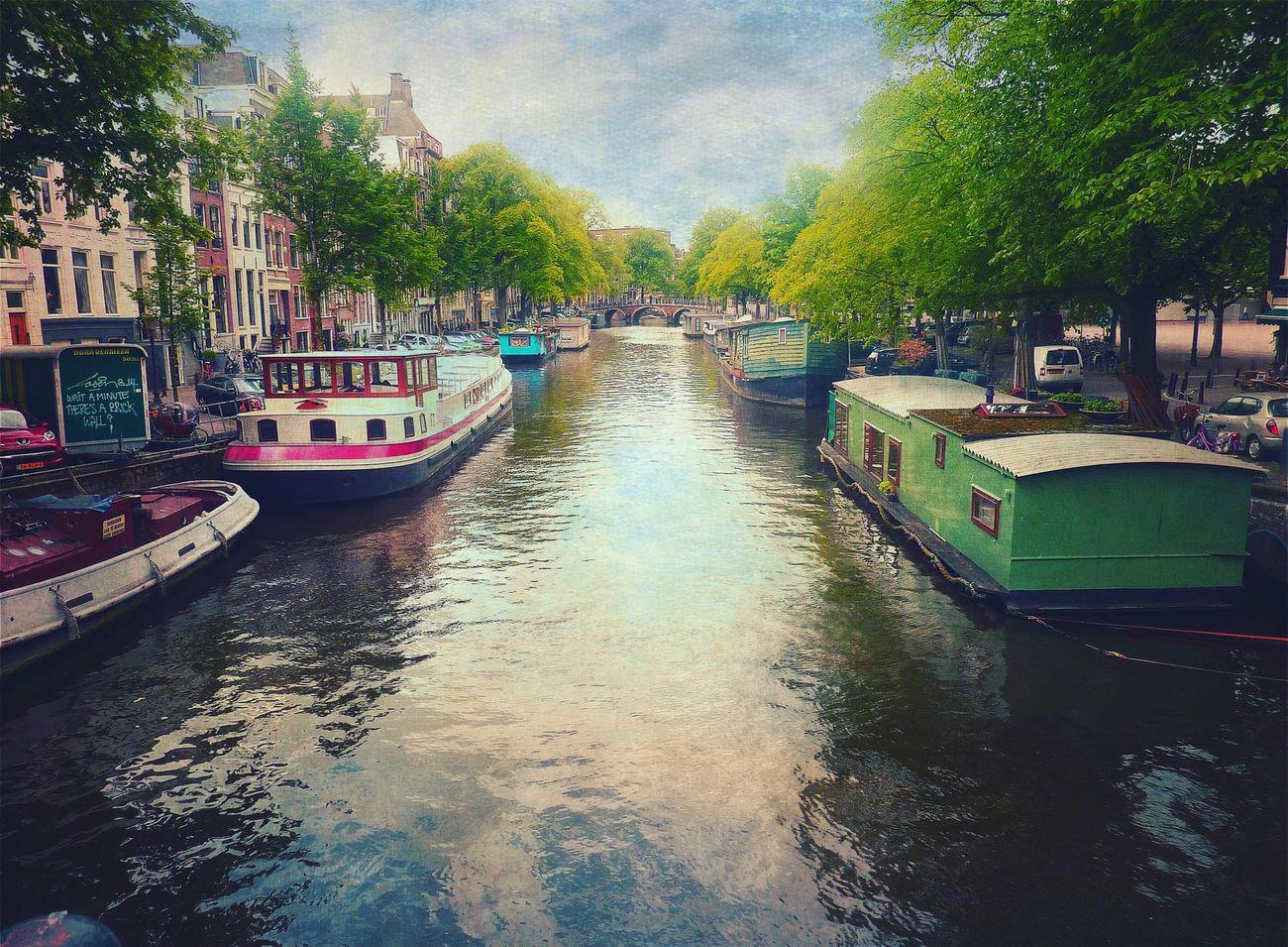 Beautiful stock photos of amsterdam, NULL