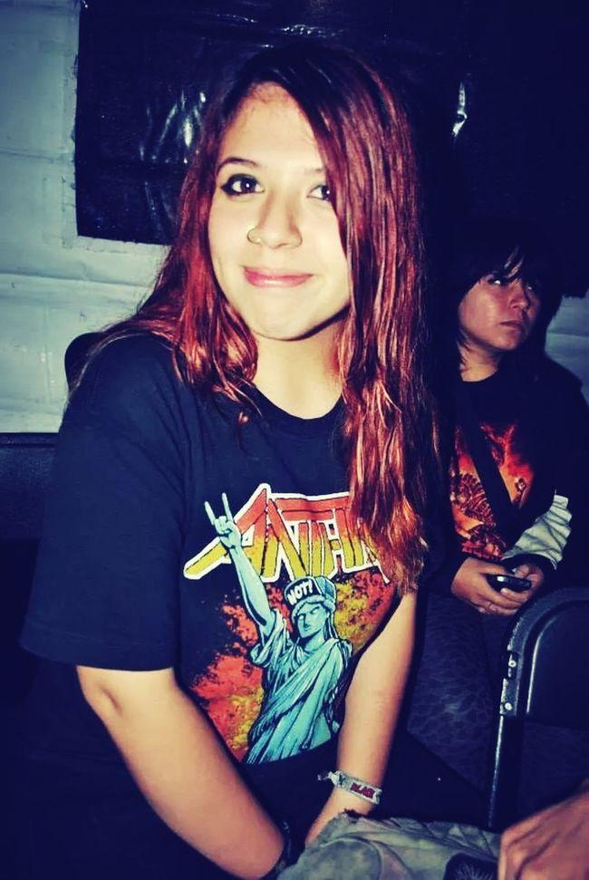 Thrasher Anthrax Self Portrait That's Me