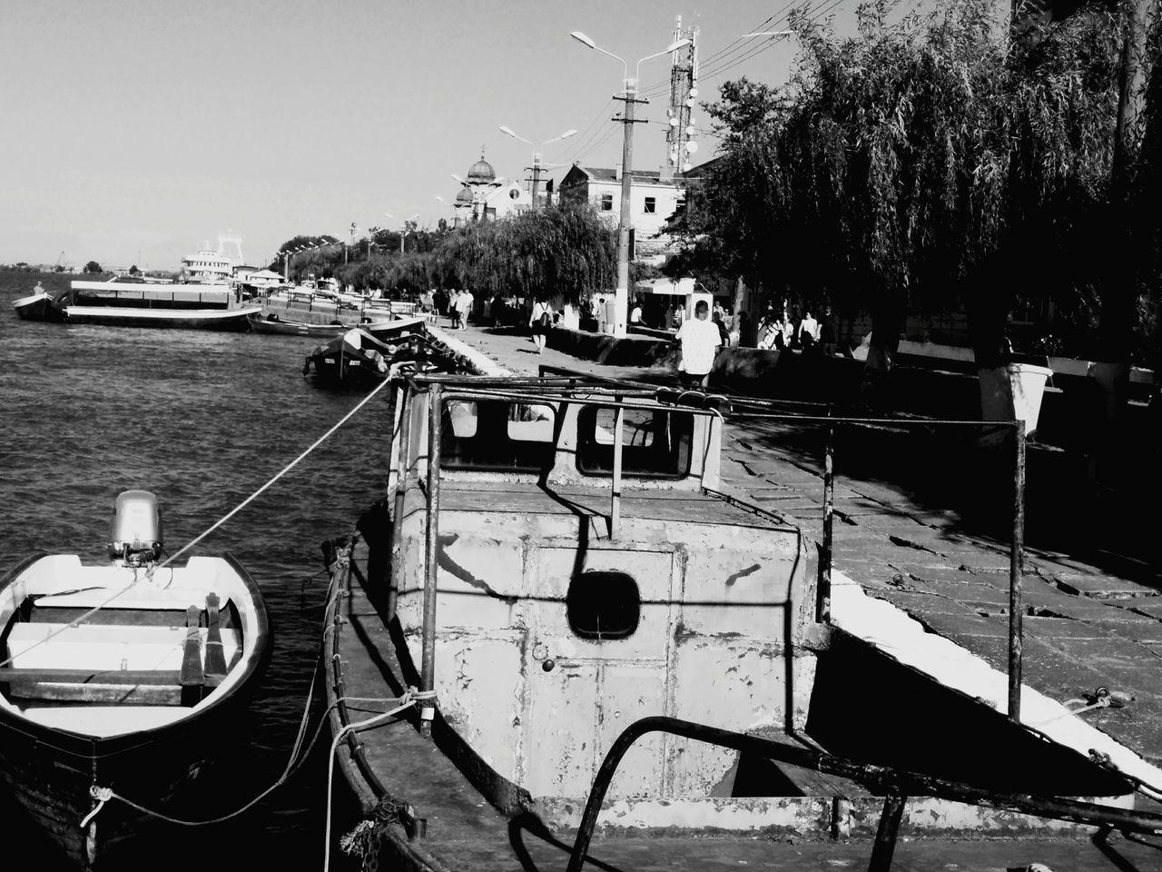 DanubeDelta Boat