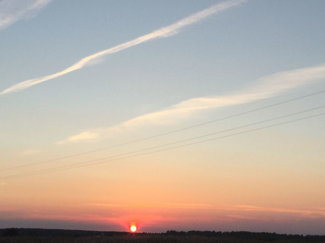 Motherland Sunset Diminishing Perspective Majestic Something Special Always In My Heart  Summertime