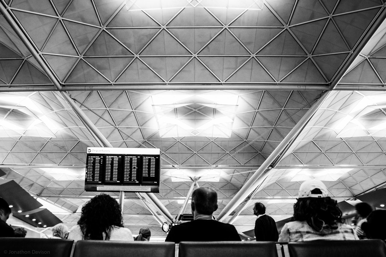Departure lounge at Stansted airport, London. Streetphotography Blackandwhite Pictureoftheday Hanging Out EyeEm Best Shots The Week On EyeEm In The Terminal