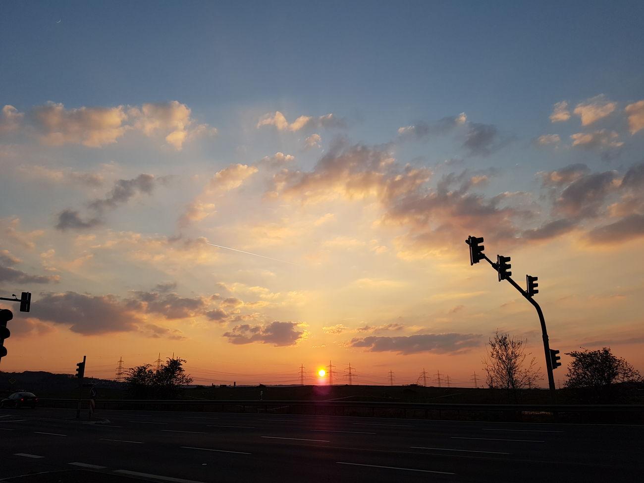 Germany Bornheim S7 Edge Nofilter Sunset