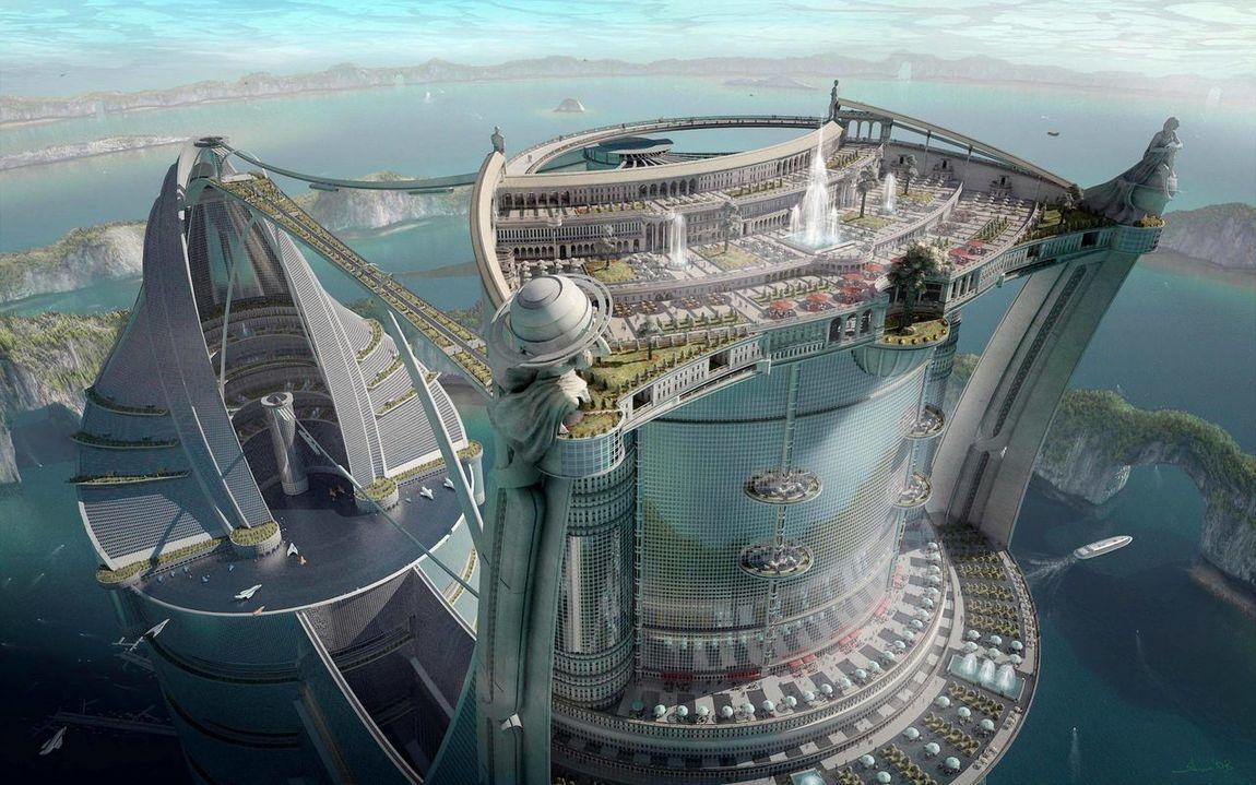 Architecture Imaging Art Gallery Hello World