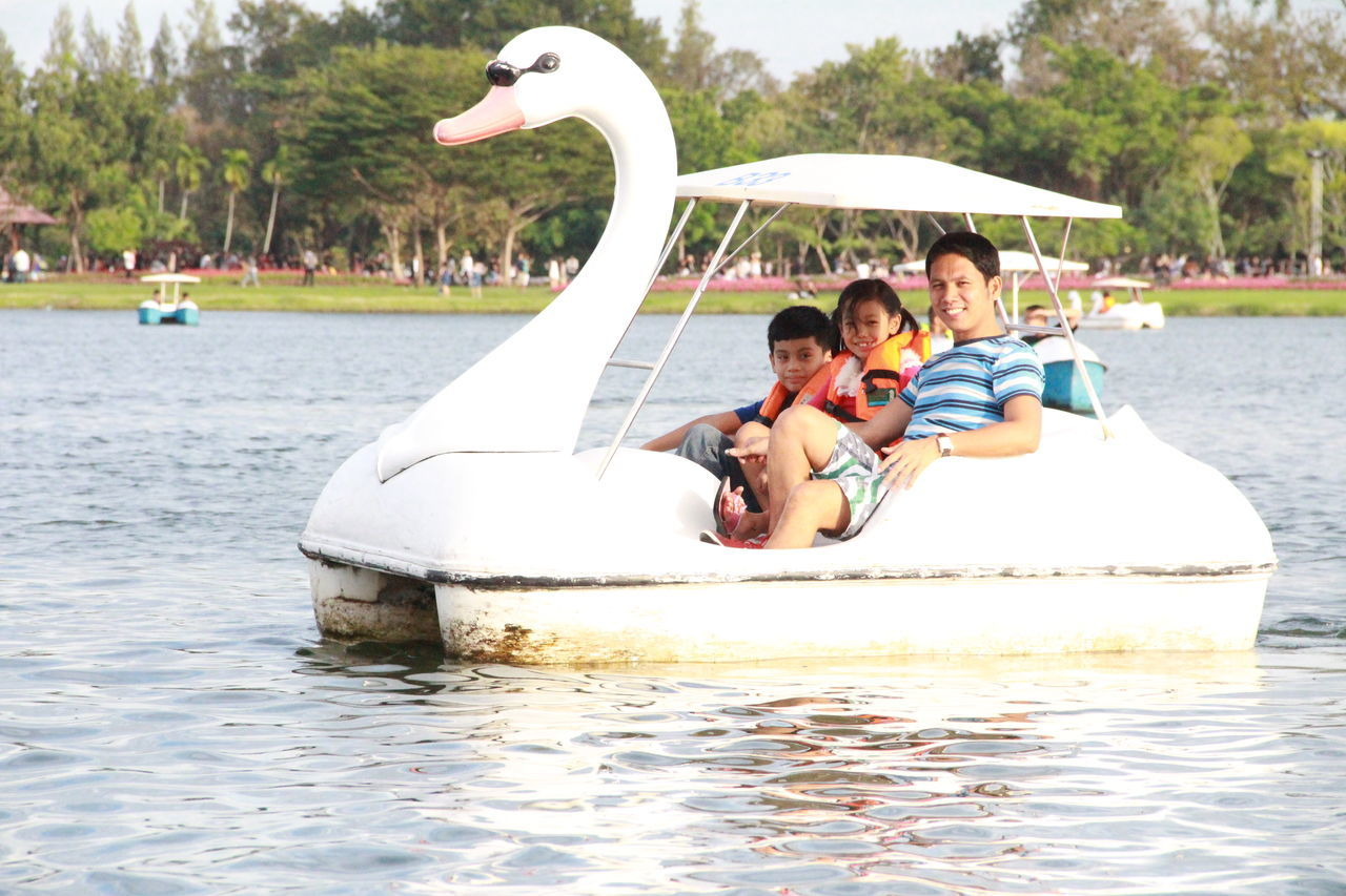 B Boat Boats Bonding Boys Cheerful Child Childhood Enjoyment Friendship Fun Garden Happiness Happy Fathers Day Daddy ♥♥♥ Joy Leisure Activity Nature Outdoors Smiling Sunlight Swimming Pool Togetherness Tourist Vacations Water