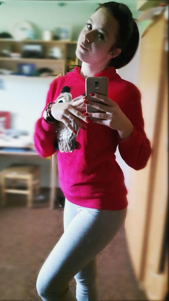 Pink Girl Smile ✌ Love ♥ Klaipeda For Life ❤ Klaipeda Lithuania Lithuaniagirl