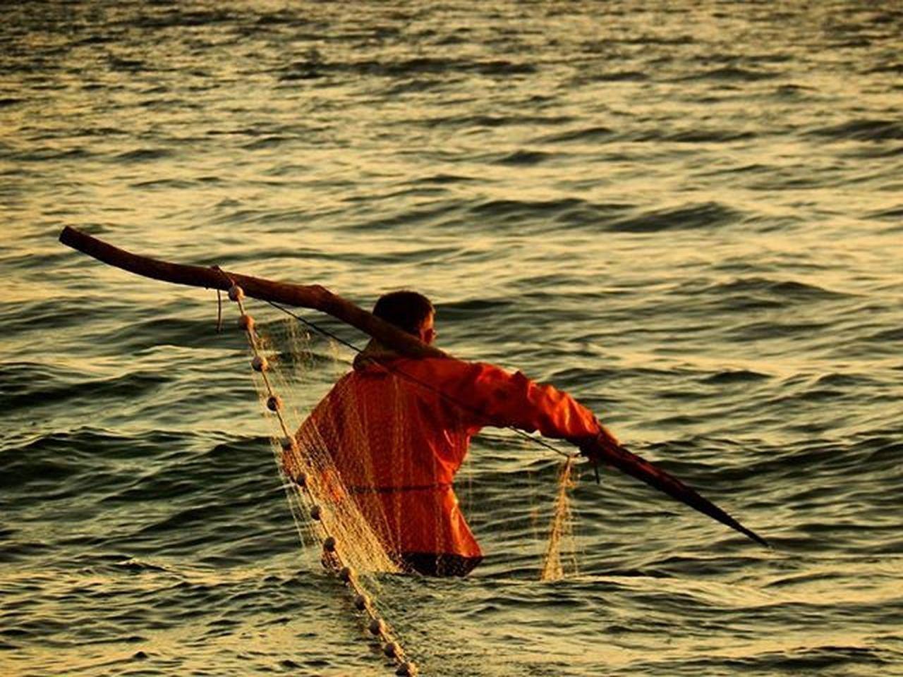 AdaBojana Fisherman Ulcinj Riverbojana Montenegro