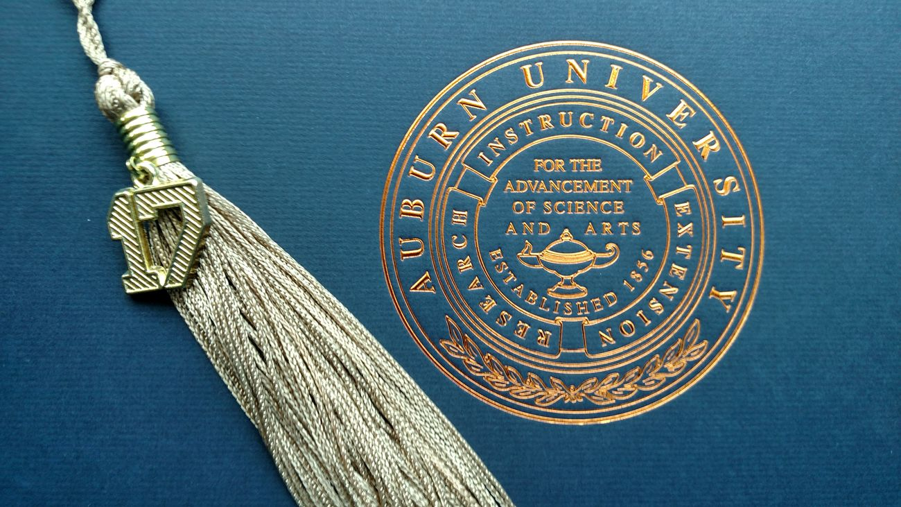 Auburn University Daughter Is An Official AU Alumni College Of Business Marketing War Eagle A U Class Of 2017