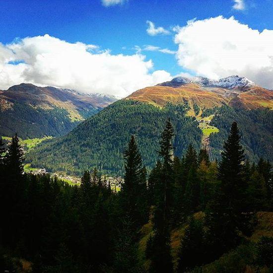 Davos Schweiz Alpen Alps Showcase: December