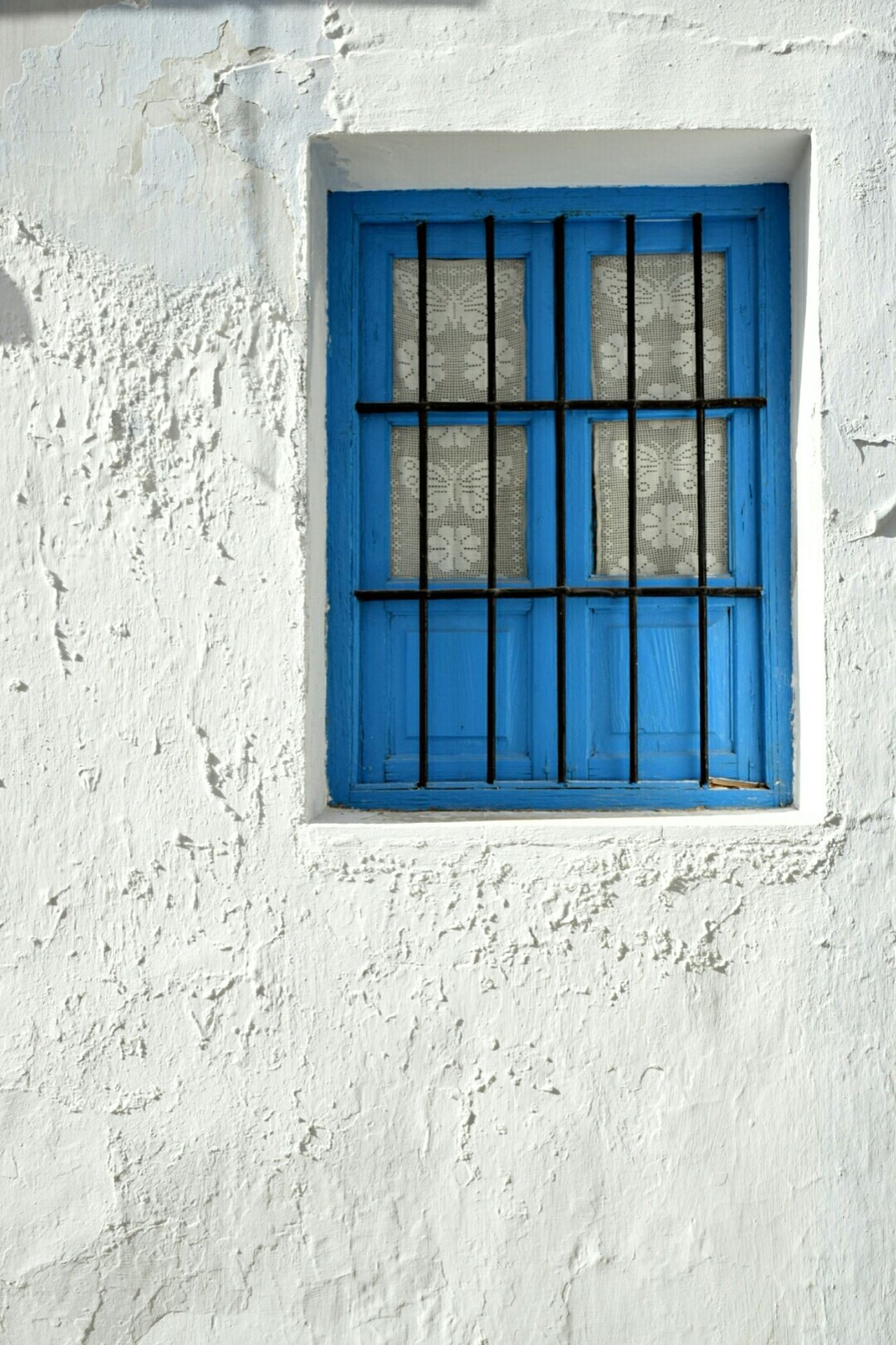 White&Blue. Frigiliana #malaga SPAIN Españoles Y Sus Fotos Nikonphotography Nikond5300 Windows Eye For Details From My Point Of View Blue Travel Photography Minimalist Architecture