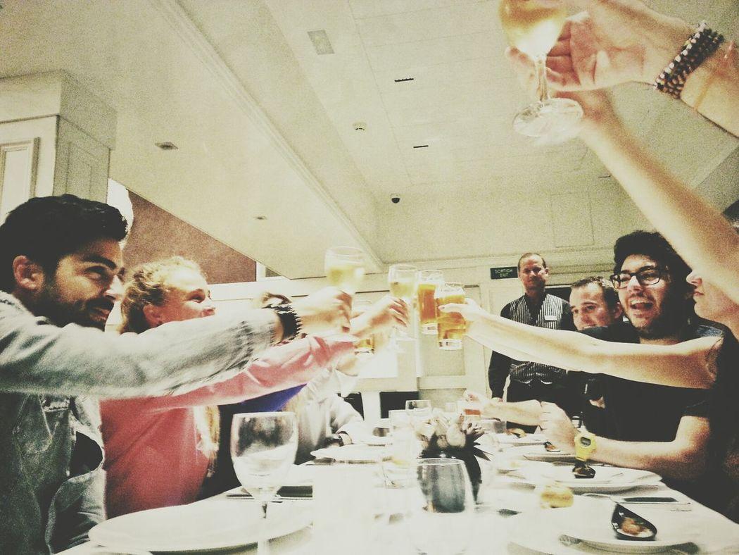 Dinner Party VuelingBotschafter