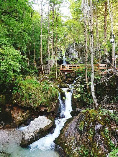 Somewhere Austria Waterfalls Wandering Wandering Around