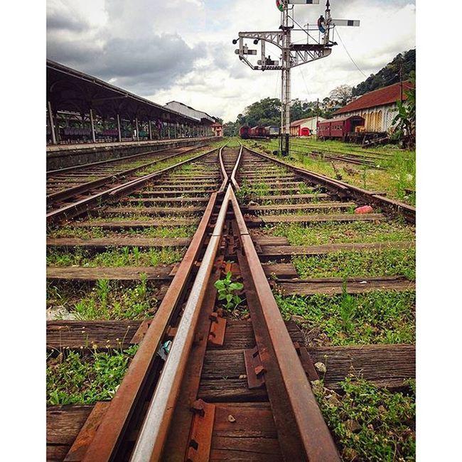 交. Kandy SriLanka Railway Railwaystation