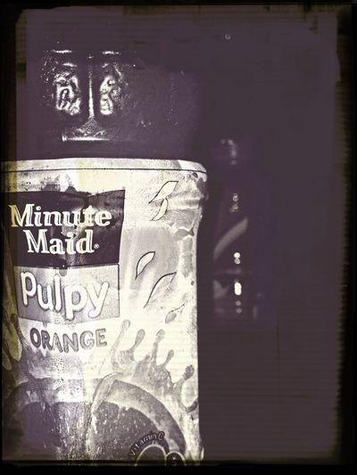 Wanna drink. Haha