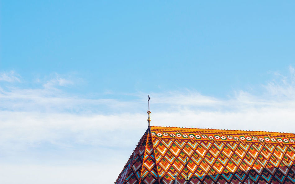 Beautiful stock photos of budapest, sky, low angle view, built structure, architecture