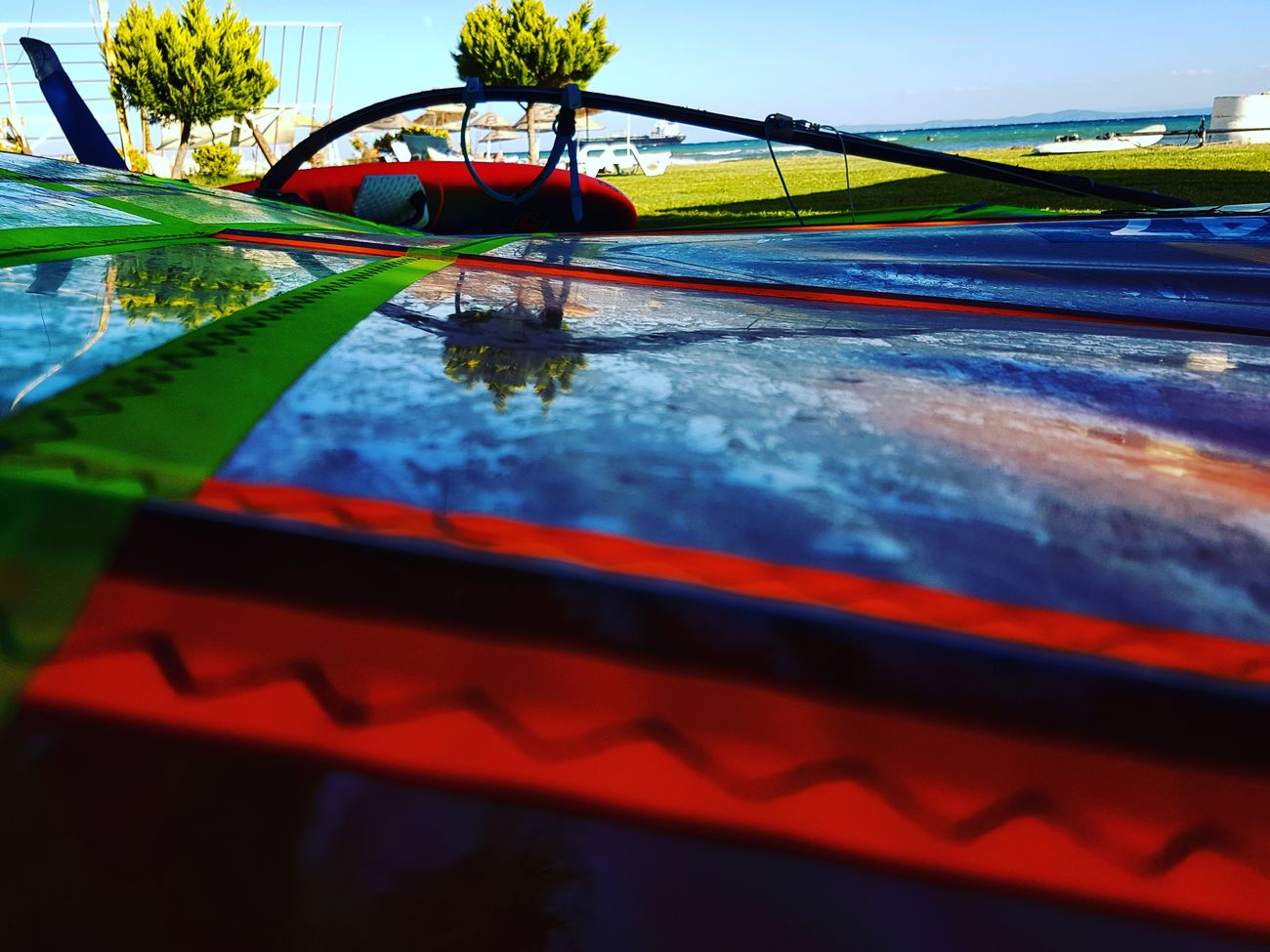 Surf Reflection Windsurfing Photography Nature Sea Photooftheday Photographer