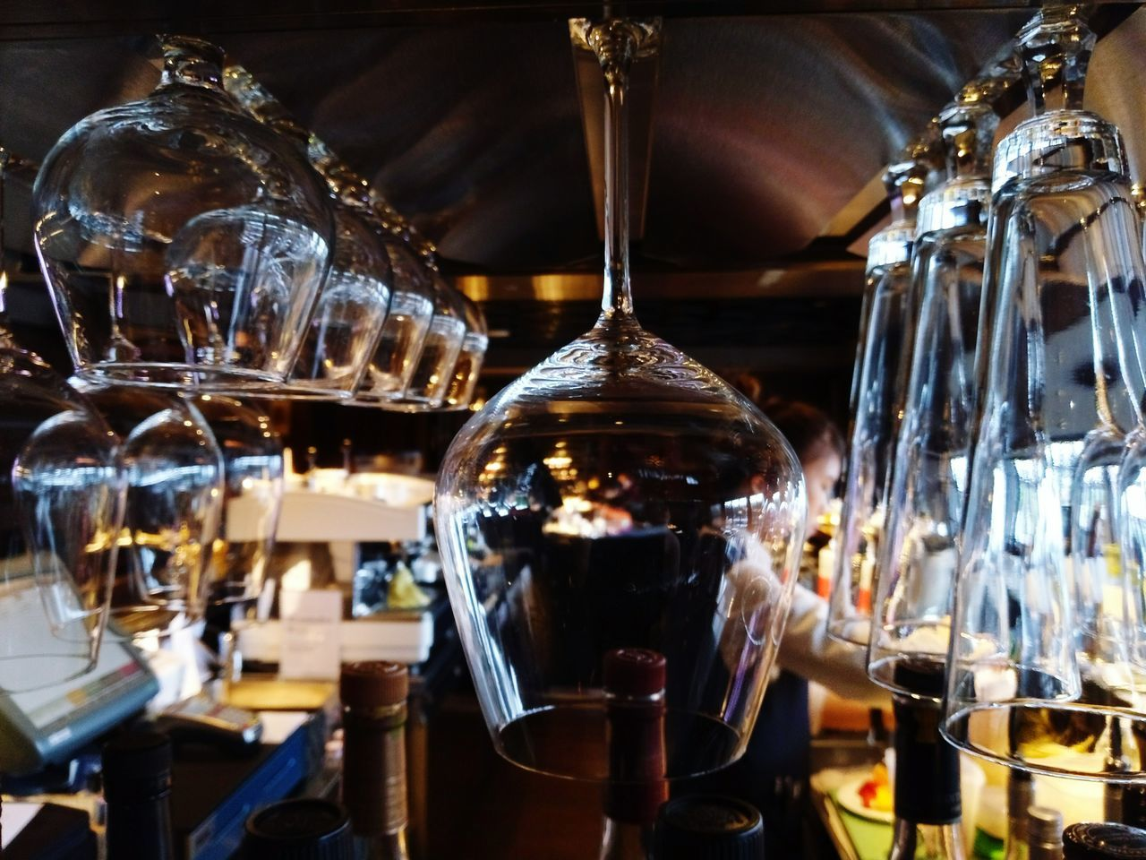 Lieblingsteil Bar - Drink Establishment Wineglass Bar Counter Drinking Glass Crystal Glassware Wine Glass Mini Bar Attack Wine Alcohol Drink