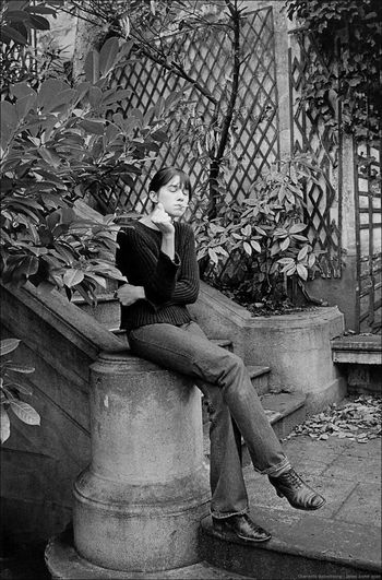 Charlotte Gainsbourg Franch Chic France Fashion