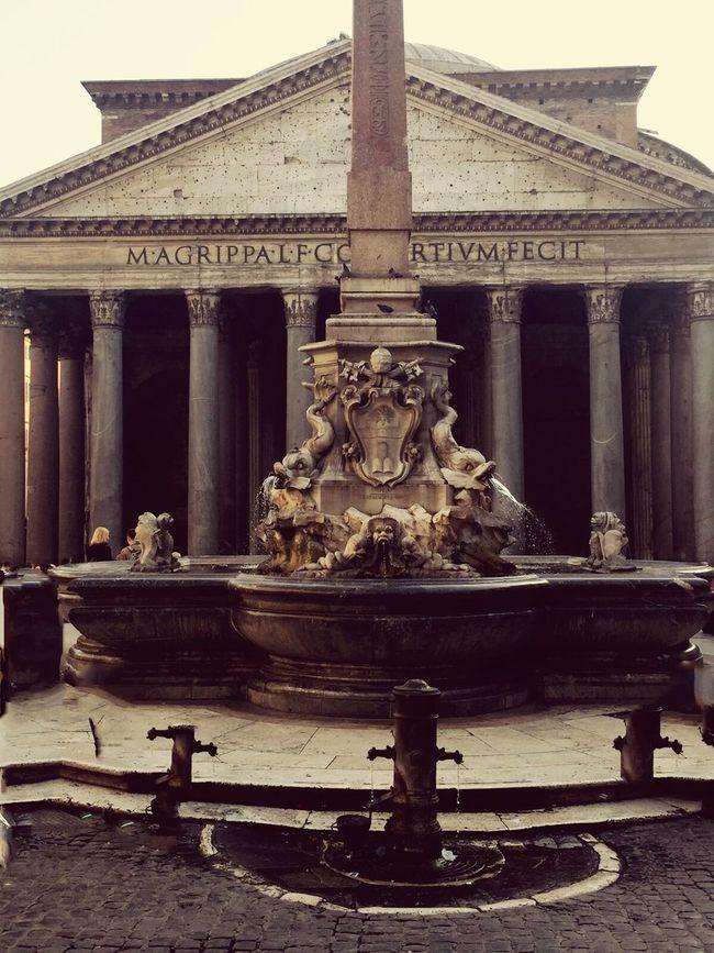 Beauty Walking My Lovely Rome
