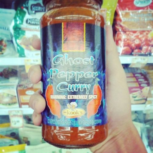 Omg, I found the Hottest Chili  on the world Ghostpepper Indian extremely spicy nagajolokia kingcobra. My dreamcomestrue