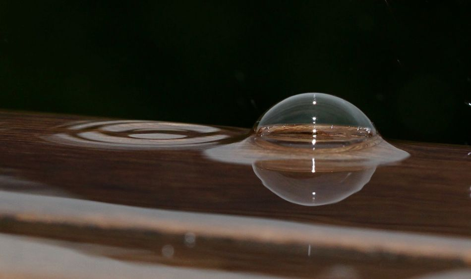 Beautiful stock photos of rain, Bench, Berlin, Bubble, Close-Up
