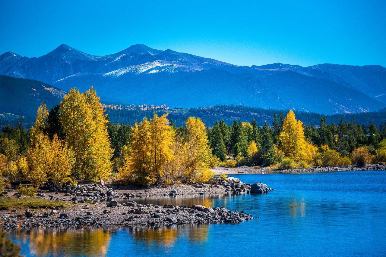 Autumn Autumn Colors Beauty In Nature Black Lakes Dillon Resovoi Dillon Resovoir Foliature Lake Lush Foliage Majestic Moose Mountain Mountain Range Nature Non-urban Scene Piney Lake Ranch Reflection Rocky Mountains USA Scenic Scenics Tranquil Scene Tranquility Vail Colorado Water Wilderness