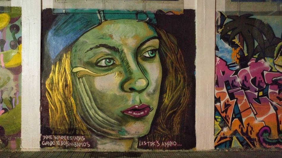 No People Graffiti Graffiti Art Graffiti & Streetart Graffitiwall Bizkaia Bilbaolovers Bilbao Outdoors Finding New Frontiers Art Is Everywhere