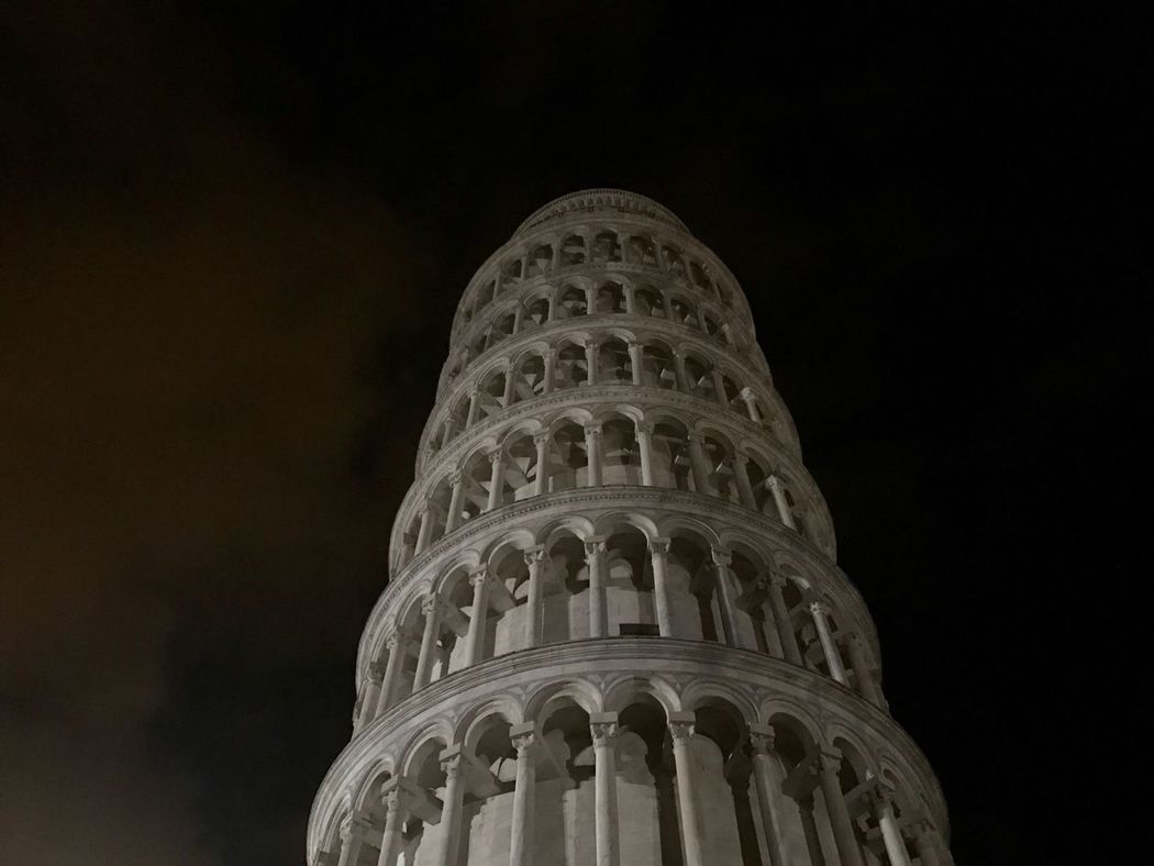 Leaning Tower Low Angle View Architecture Travel Destinations Sky Built Structure Building Exterior History City Outdoors Tower Pisa Pisa Tower Torre Pendente Di Pisa Leaning Tower Of Pisa Piazza Dei Miracoli Toscana Travel Photography Tourism