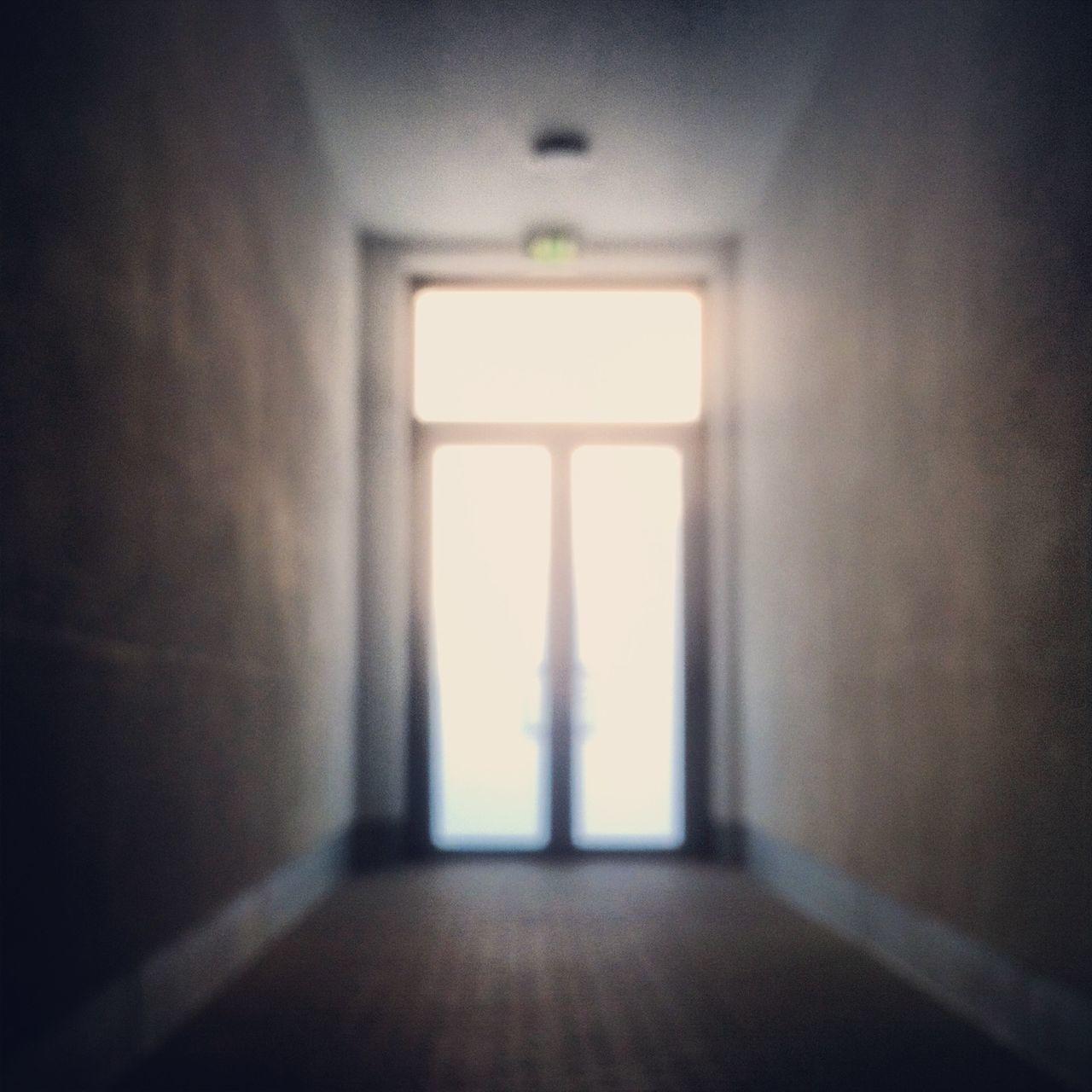 Door Tuer Tür Blur hallway Floor Hallway House Houses