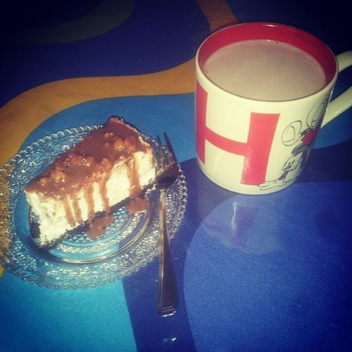 good moring Hotchocolate Oreocheesecake SnickersSouse