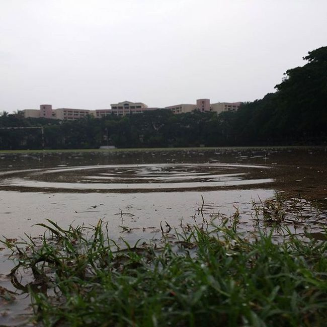 Kkwp After_rain Water_logged_college Fun_photography ....