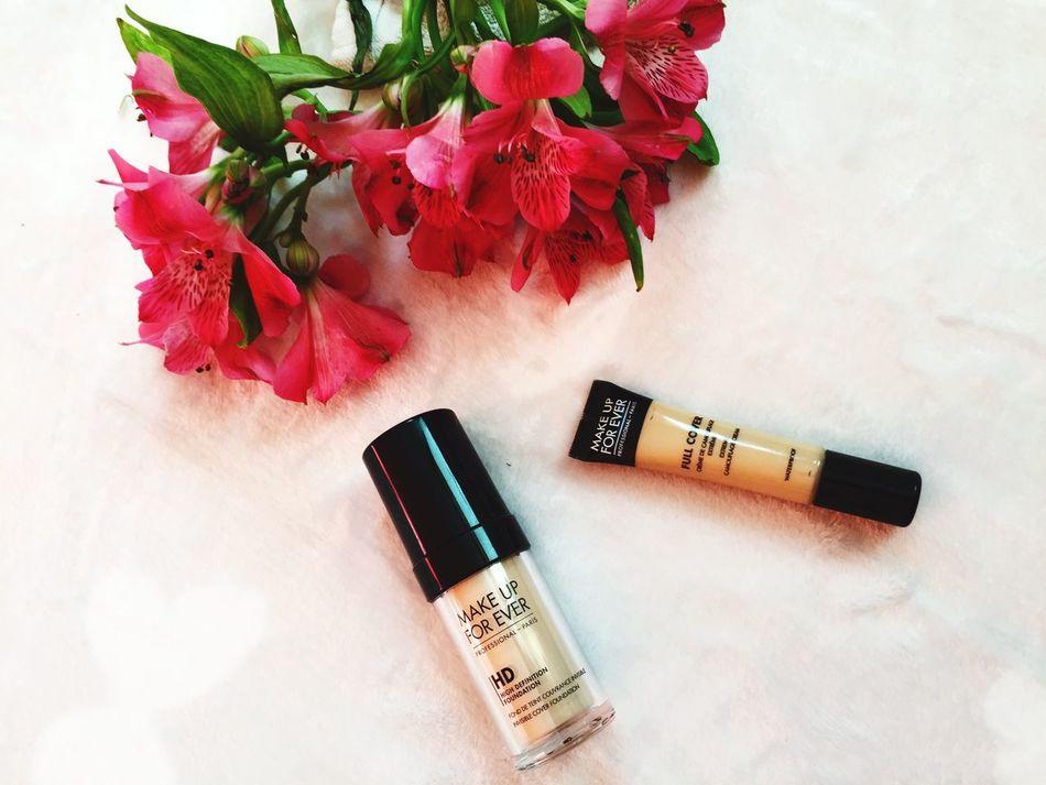 My Favorite Brand of Makeup Makeupforever Flowers Pink Girl Paris France Aesthetic Beautiful White Whitetheme