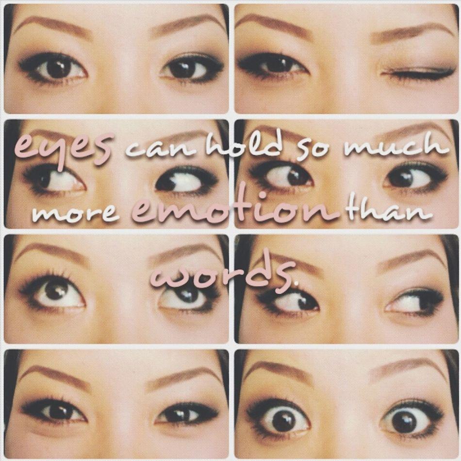 Asain Eyes