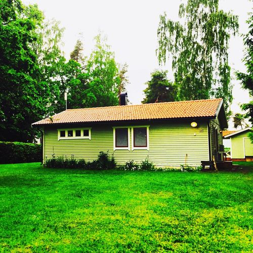 Swedish House Motala Sweden Swedish Summer Sverige