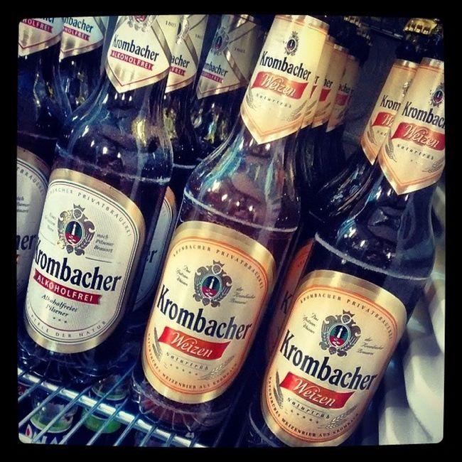 Meins meins meins... Bier Yolo Weizen Krombacher alk fun buero kino