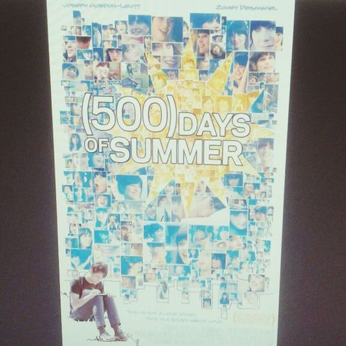 just finished watching this! love is such a complicated thing ahaha 500DayofSummer Watchingaloneinrainyseason Notalovestory