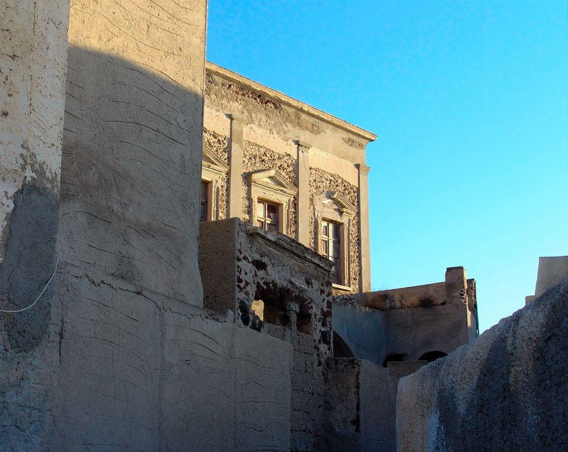 #greece #santorini Architecture Clear Sky History