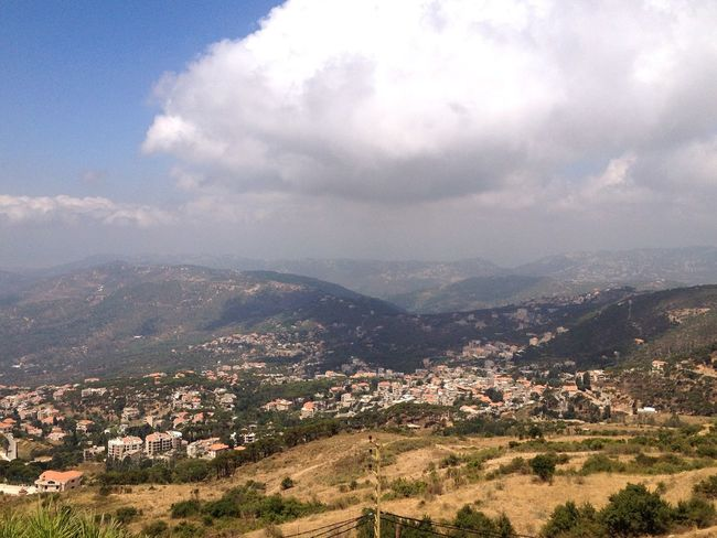 Mountains Lebanon
