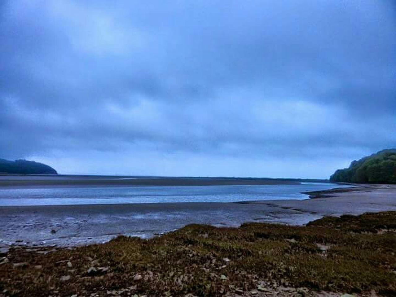Wales Walking Around Seascape Seaside Sea And Sky Taking Photos Landscape Twilight