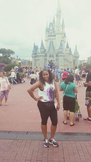 The Happiest Place on Earth Disney World Magickingdom Mickey Minnie