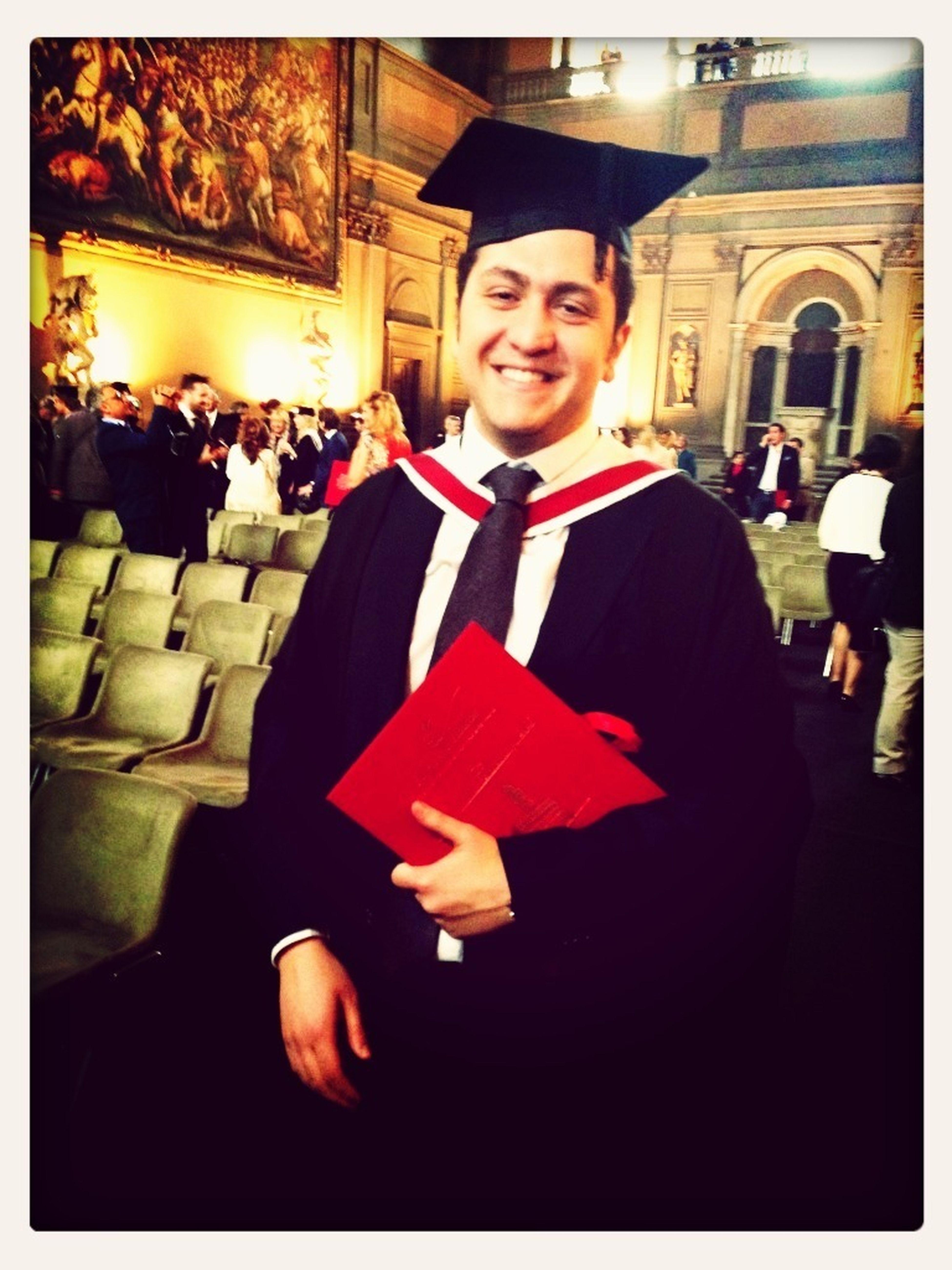My Bro Graduated