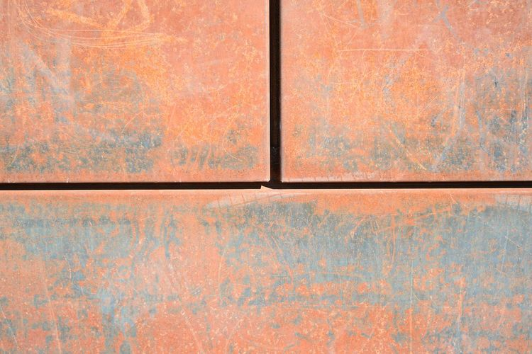 Full Frame Backgrounds Metal Pattern Close-up Design Vibrant Color Day No People color and shapes