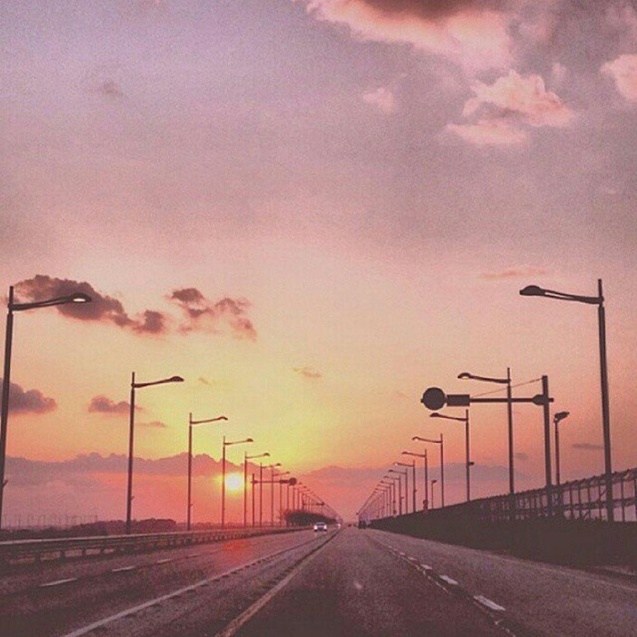 인천공항 가을 노을 하늘 sunset sky nature