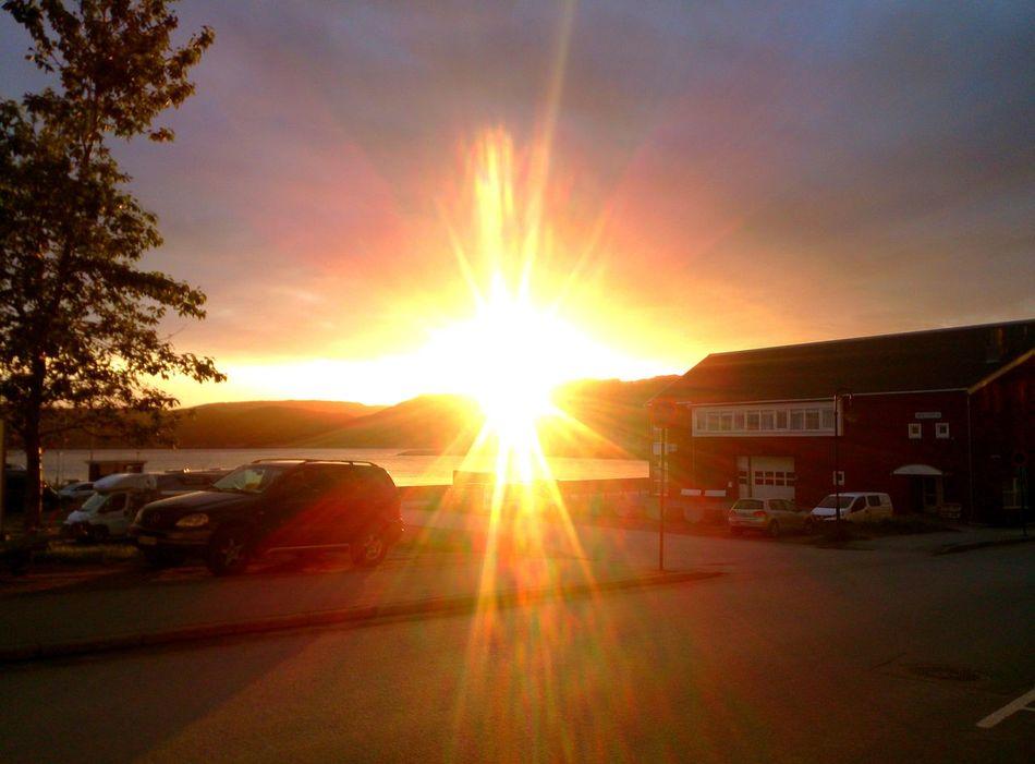 2016 Bodø Cloud - Sky Midnattsol Midtsommer Mitternachtssonne Mittsommer Nordland Nordnorge Norge Norway Norwegen SanktHans Scenics Sunset