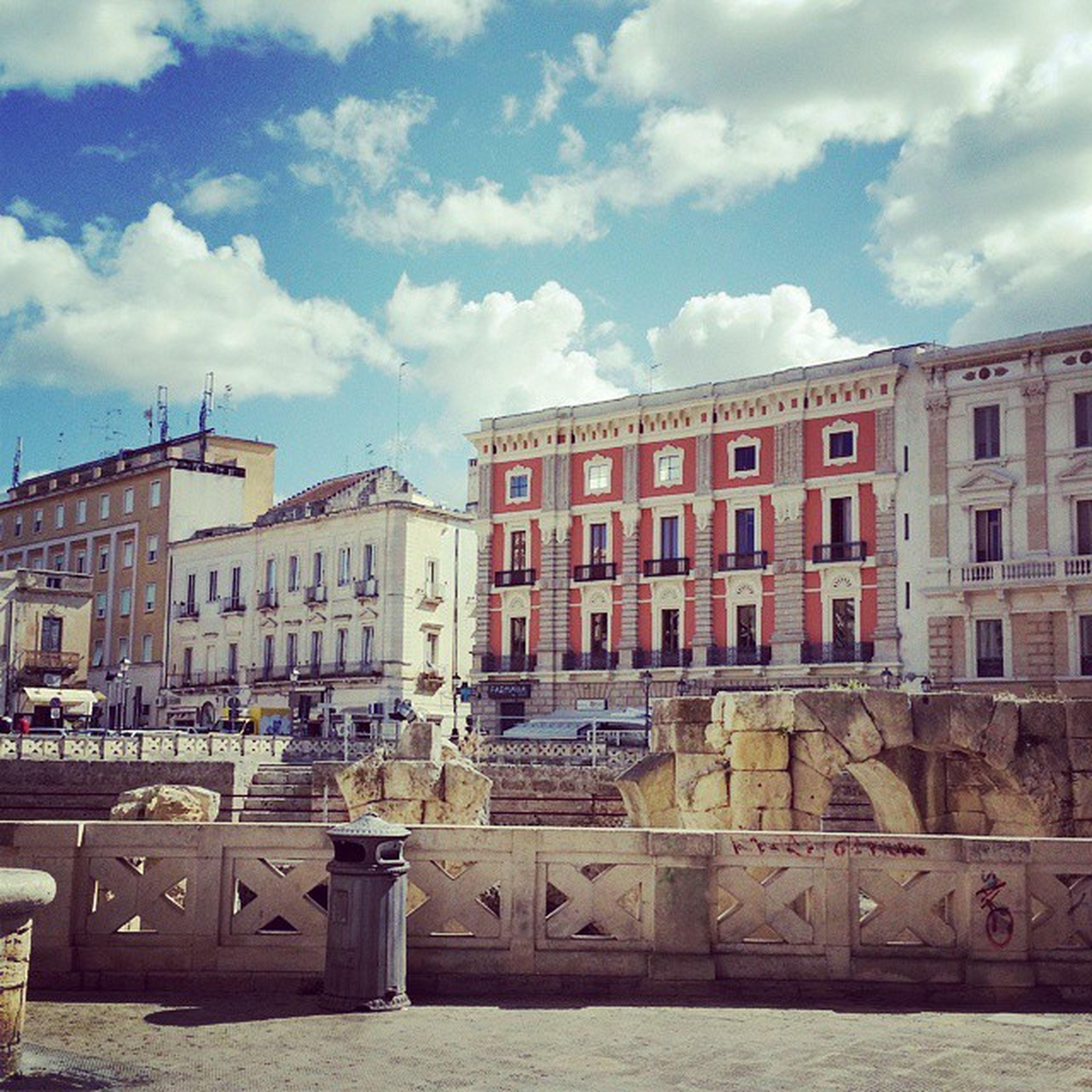 Lecce PiazzettaSant `OronzoAutunno