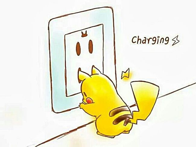 HD Dessin Draw Pokémon Pikachu Charging